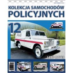 SAMOCHODY POLICYJNE NR 12 - Land Rover