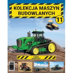 Maszyny Budowlane nr 11 - Ciągnik gąsienicowy