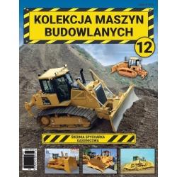 Maszyny Budowlane nr 12 - Średnia spycharka gąsienicowa