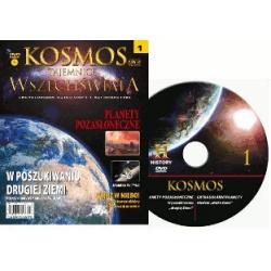 NR 01. KOSMOS-TAJEMNICE WSZECHŚWIATA