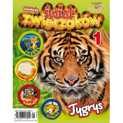 Kolekcja Świat Zwierzaków nr 1 - Reedycja