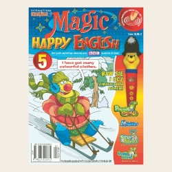 NR 05. MAGIC HAPPY ENGLISH DVD