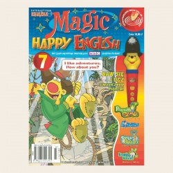 NR 07. MAGIC HAPPY ENGLISH