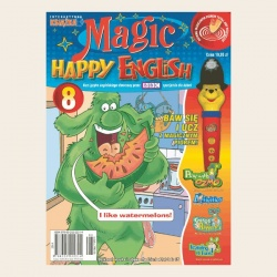NR 08. MAGIC HAPPY ENGLISH CD