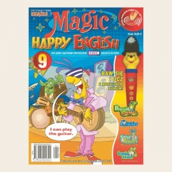 NR 09. MAGIC HAPPY ENGLISH DVD