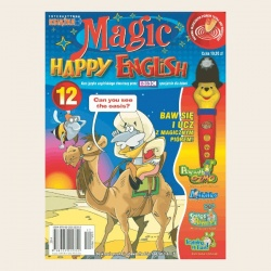 NR 12. MAGIC HAPPY ENGLISH CD