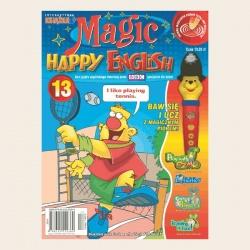 NR 13. MAGIC HAPPY ENGLISH DVD