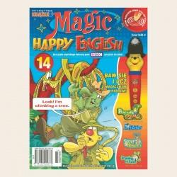 NR 14. MAGIC HAPPY ENGLISH CD