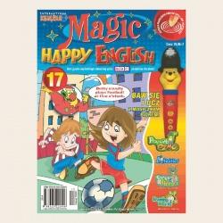 NR 17. MAGIC HAPPY ENGLISH DVD