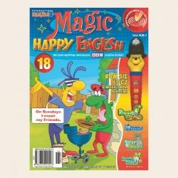 NR 18. MAGIC HAPPY ENGLISH CD