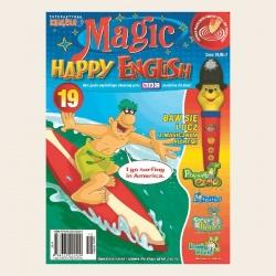 NR 19. MAGIC HAPPY ENGLISH DVD