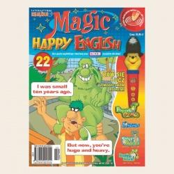NR 22. MAGIC HAPPY ENGLISH CD