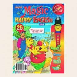 NR 25. MAGIC HAPPY ENGLISH DVD