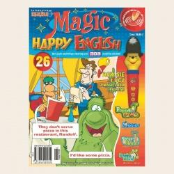 NR 26. MAGIC HAPPY ENGLISH CD + SEGREGATOR