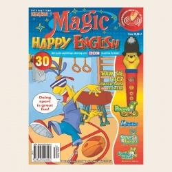 NR 30. MAGIC HAPPY ENGLISH CD