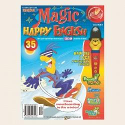 NR 35. MAGIC HAPPY ENGLISH DVD + SEGREGATOR