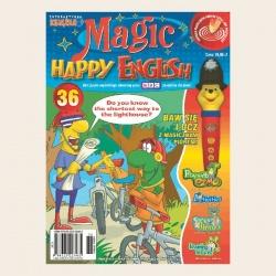 NR 36. MAGIC HAPPY ENGLISH CD