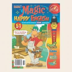 NR 51. MAGIC HAPPY ENGLISH DVD