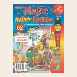 NR 52. MAGIC HAPPY ENGLISH CD